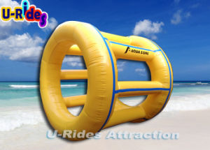 Floating Park inflatable water roller Water for 2 Person pictures & photos