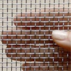 Hot-Dipped Galvanized Woven Wire Mesh pictures & photos