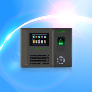 Multi-Language Biometric Fingerprint Time Attendance Access Control System Built-in Backup Battery pictures & photos