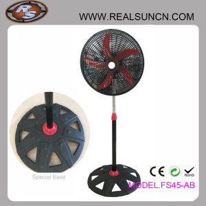 18inch Industrial Fan with Cross Base- Fs45-Ax pictures & photos