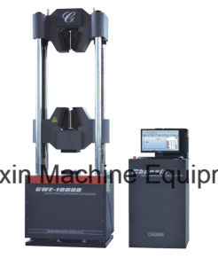 Micro-Computer Display Strand Wire Universal Testing Machine (GWE-600) pictures & photos