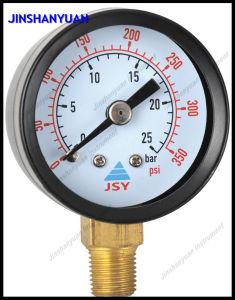 Gpg-001 Bottom Type General Pressure Gauge pictures & photos