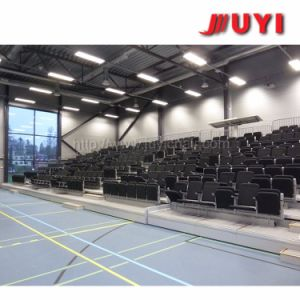 Manufactory Jy-768 Fire-Resistant Automatic Telescopic Arena Retractable Seating Bleacher & Tribune for Multi-Purpose Use pictures & photos