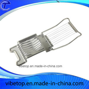 Stainless Steel Egg Slicer Egg Cutter pictures & photos