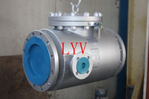 Cast Steel Flanged End Swing Check Valve with Good Price
