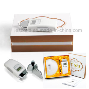 New Portable Best Selling Galvanic Micro Current SPA Facial Rejuvenation Massager Machine pictures & photos