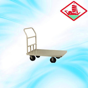 Hot Sale Platform Hand Truck with Good Price pictures & photos