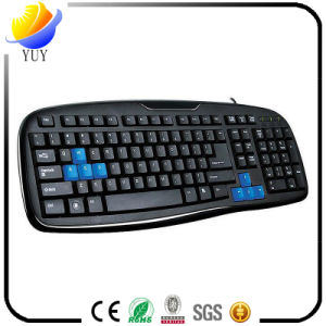 Hot Sell Wired Backlight Computer Mechanical Keyboard pictures & photos