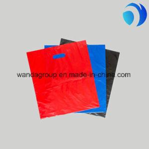PE Plastic Die-Cut Shopping Bag pictures & photos