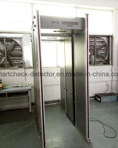 Cheap Metal Detector 6 Zone Walk-Through Metal Detector Walk Through Metal Detector pictures & photos