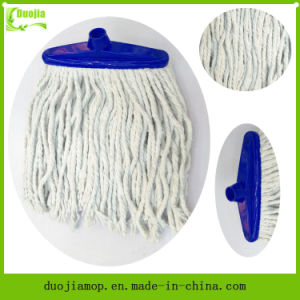 Cleaning Sweep Cotton Yarn Mop Head pictures & photos