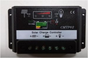 12V/24V Auto Solar Charge Controller for Solar Panel pictures & photos