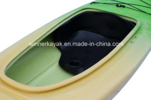 1 Paddlers (Max) and No Inflatable Single Sit in Kayak pictures & photos