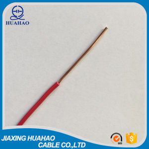12AWG CCA/Cu Type 450/750V BV Cable pictures & photos
