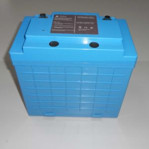 Rechargeable Deep Cycle 12V 100ah Solar Rocket Battery pictures & photos