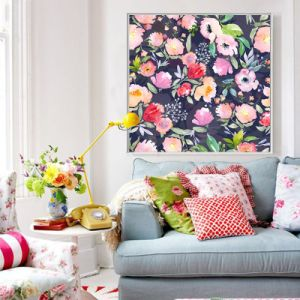Flowers Wall Decor for Living Room Dinning Room pictures & photos