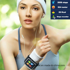 Mtk6260A, 1.54 Inch Capacitive Tuchpad, Support Memory, SIM Card, Camera Smart Watch Wrist Phone (Z30) pictures & photos