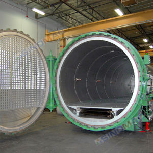 3000X6000mm CE Approved Composite Material Autoclave (SN-CGF3060) pictures & photos