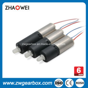 Electronic Locks DC Plastic 3V 6mm Gear Motor pictures & photos
