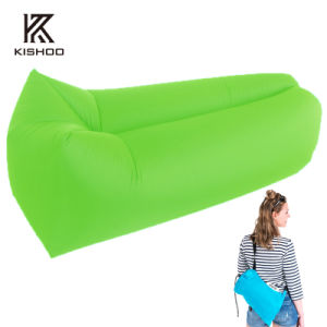 Outdoor Sports Lazy Bag Inflatable, Unique Products Inflatable Air Bed pictures & photos