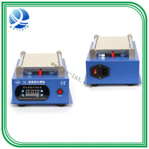 Profession LCD Touch Screen Separate Screen Repair Machine Vacuum LCD Separator pictures & photos