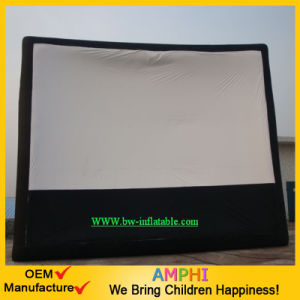 TV Cinema Rear Projection Screens Outdoor Inflatable Movie Screen pictures & photos