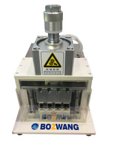 Multi-Function Pneumatic Wire Stripping Machine pictures & photos