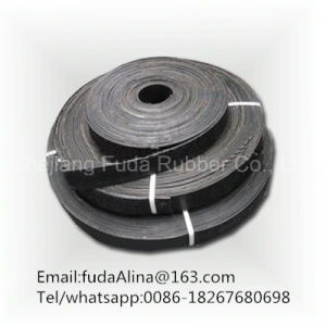Flat Transmission Belt Black Color pictures & photos