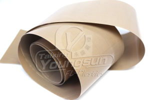 Teflon Heat Resistance Fabric for Bag Making Machine pictures & photos