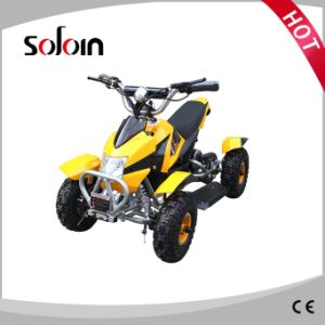 Electric Starting Mini Kids 4 Wheel Electric Quad Bike / ATV (SZE800A-1) pictures & photos