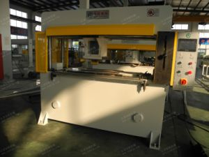 Maolong Transverse Moving Cutting Machine for Hat Brim pictures & photos