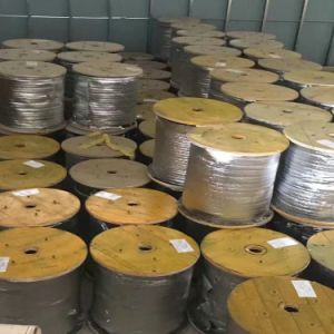 0.9mm Tight Buffer Fiber Indoor Soft GJFJV Distribution of Fiber Optic Cable pictures & photos