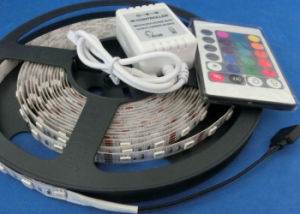 Hot Selling RGB Color Changeable SMD2835 LED Strip Light pictures & photos