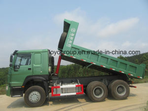 HOWO 371HP 6X4 Tipper Dump Truck for Sale pictures & photos