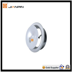 AC Cooling or Heating Ceiling Round Supply Air Disc Valve pictures & photos