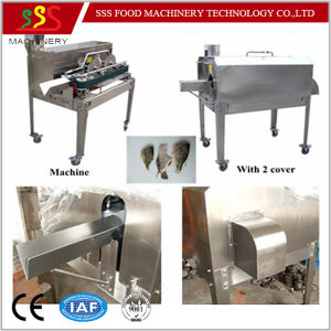 Fish Filleting Cutting Gutting Machine