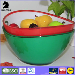 LFGB Standard BSCI Audit Plastic Salad Bowl Sets pictures & photos