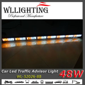"12V Truck Warning Light 50"" Arrow Traffic Light Bars pictures & photos"