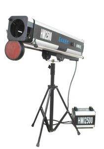 Stage Effect Light 2500W Manual Follow Spot Light pictures & photos