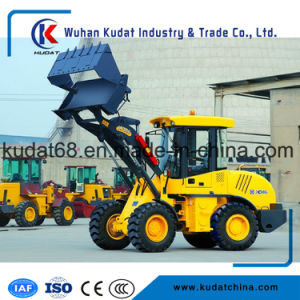 1.6tons Small Wheel Loader (168G) pictures & photos