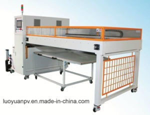 EVA/Tpt Automatic Punching and Cutting Machine pictures & photos