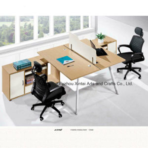 Simple modern MDF Office Furniture Workstation Partition