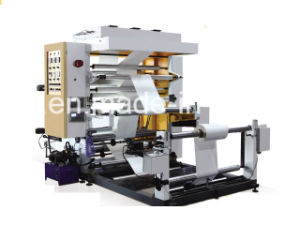 2 Colors Food Paper Flexographic Printing Machine pictures & photos