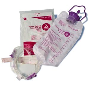 Disposable Nutrition Medical Enteral Feeding Bag Set pictures & photos
