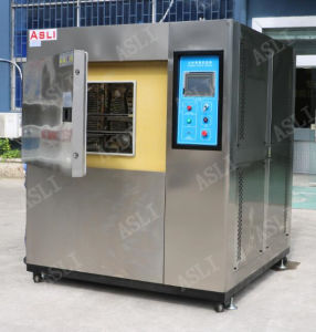 Thermal Shock Test Chamber/Hot Cold Climate Impact Test Machine pictures & photos