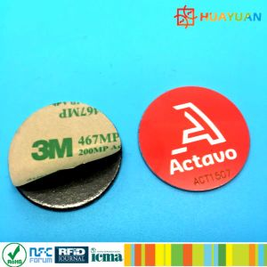 Programme PVC Ntag213 NFC Tags stickers for smart home pictures & photos