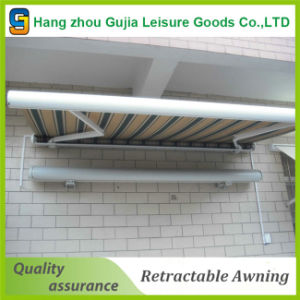 Remote Control Retractable Garden Patio Canopy Awning