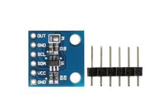 Mcp4725 I2c Dac Breakout Board Module 12-Bit Dac W/I2c Interface Good pictures & photos