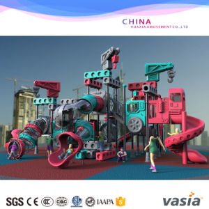 Large Size High Quality Architects Kids Indoor Playground Equipment for Amusement Park pictures & photos