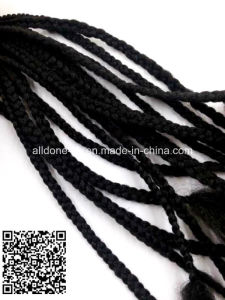 Polyester Acrylic Weaving Hand Knitting Nigeria Wool Wig Hair Yarn pictures & photos